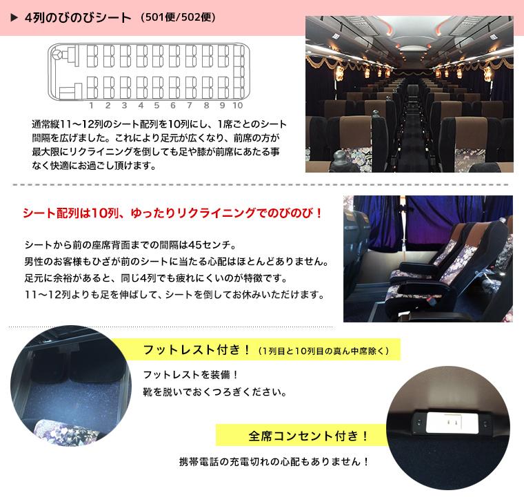 関東⇔新潟便 夜行バスの予約ならアミー号 関東⇔関西便 関東⇔名古屋便 関東⇔新潟便 ・2016